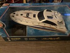 New Bright Sea Ray Boat Radio Controlled Toy Boat 18�