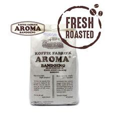 Kopi AROMA Robusta Bandung Indonesia Legend Kofie Roasted Coffee Beans 250 Grams