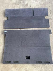 Volvo 945 940 Kombi schwarzer Kofferraumboden Kofferraumklappe Kofferraumluke