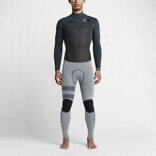 Mens Hurley Phantom 303 Fullsuit Wetsuit Mfs0000240-06f Grey Size XS
