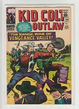 Kid Colt Outlaw # 129 July 1966 Marvel Western Jack Keller Dick Ayers