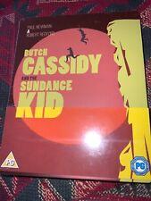 Butch Cassidy and The Sundance Kid steelbook Uk import