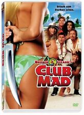 Broken Lizard's Club Mad ( Thriller-Komödie ) mit Bill Paxton, Jay Chandrasekhar