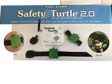 Safety Turtle St500 Immersion Pool/Water Alarm Kit for Your Child's Safety