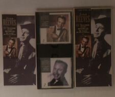 Jim Reeves Welcome to My World 2 CD Box Set with Book Essential Collection