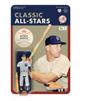 Mickey Mantle (New York Yankees) MLB ReAction Figure by Super7