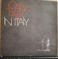 JOAN BAEZ IN ITALY-VINILE LP 33 GIRI  MAI SUONATO-MINT.SVAL3303