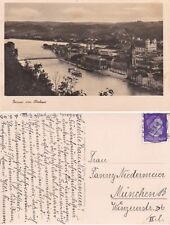 AK aus Passau -von Oberhaus-