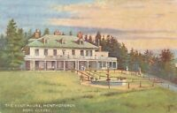 MONTMORENCY QC – The Kent House Montmorency near Quebec Tuck Postcard