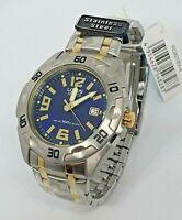 Lorus Herrenuhr Analog Quarz Uhr Edelstahl Armband RG821BX9 Armbanduhr Datum