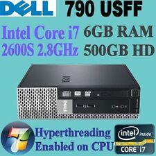 Intel Core i7 2nd Gen. USB 2.0 Desktop & All-In-One PCs