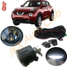For Nissan Juke Quest Rogue Infiniti EX35 FX35 G37 LED Fog Lights Harness Kit