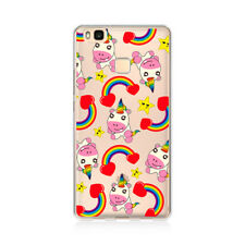 Unicorn Mobile Phone Fitted Cases/Skins for Huawei P9 lite