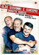 Dvd Ammutta Muddica - (2013)  *** Aldo Giovanni Giacomo ***.....NUOVO