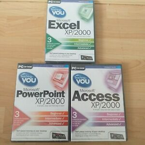 Teaching-you MS Access Excel & Powerpoint XP/2000 Prop / Display