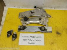 05 POLARIS Fusion 900 EFI 06? engine motor mount mounts set rails frame brace