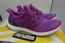 Adidas Ultra Boost 1.0 Women's Wmns Primeknit Purple B34051 running shoes size 9