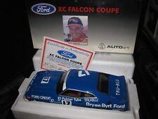 1/18 AUTOart BIANTE FORD XC FALCON COUPE DICK JOHNSON LAKESIDE #17 OLD STOCK