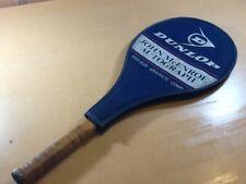 Dunlop John McEnroe Autograph Midsize Graphite Comp Tennis Racket Grip 4 3/8