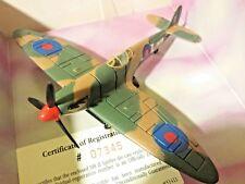 Maisto P-40B Tiger Shark 1:72 Scale Die Cast WW11 Replica Fighter Plane