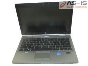 "*AS IS* HP EliteBook 2570p 12"" i5-3320M 2.6GHz 4GB DVDRW NoHD *BIOS Lock* Laptop"