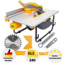 Tischkreissäge Kreissäge Tischsäge 1650 Watt  Werkzeug Holz Sägeblatt Holzsäge