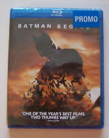 Batman Begins Blu-Ray Rare PROMO Disc (NEW)