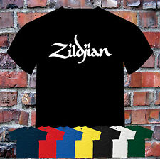 Zildjian Printed T-Shirt Size, Print and Color Choice