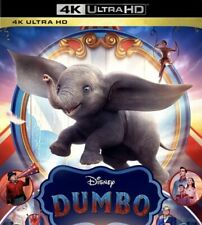 Dumbo - Disney (4K Ultra HD, DISK ONLY) Tim Burton Film