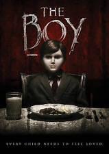 THE BOY 2016 Horror dvd Evil Boy Doll LAUREN COHAN Jim Norton Mint