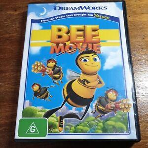 Bee Movie DVD R4 Like New! FREE POST