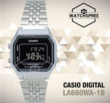 Casio Ladies Standard Digital Watch LA680WA-1B