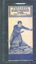 1929 Peoples Baking Football Card-Stanford Tackle