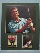 Saluting PGA Golf Great - Hale Irwin & his autograph