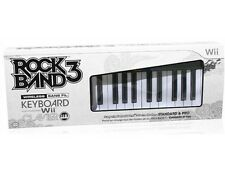 ROCK BAND 3 WIRELESS PRO KEYBOARD CONTROLLER NINTENDO WII NEW