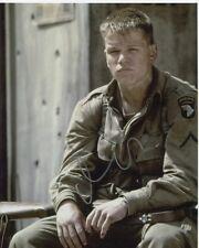 Matt Damon photo signed In Person -  Saving Private Ryan - B486