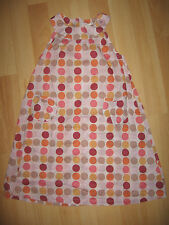 CYRILLUS - Robe d'été imprimée rose - Taille 5 ans - TBE !!!!!!