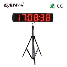[Ganxin] Digital Countdown Race Timer Led Race Timing Clock With Tripod