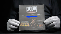 Doom Eternal Rip and Tear Pack and Doom 64 Full Game DLC Code - 'The Masked Man'