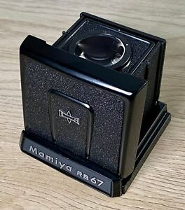 Mamiya RB67 Waist Level Finder for RB67 Pro S SD Camera AS IS PARTS REPAIR