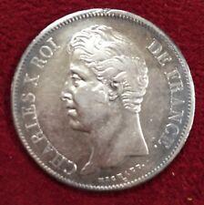 5 Francs Louis-Philippe 1827 H État TB + N° 35