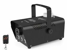 Nebelmaschine 500W LED Beleuchtung, Fernbedienung