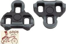 EXUSTAR BLK R2 LOOK KEO-STYLE WIDE BEAM FIXED BLACK CLEATS