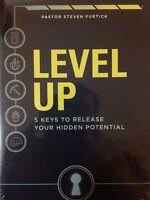 Level Up: 5 Keys to Release Your Hidden Potential DVD Steven Furtick