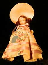 Story Book Doll 163 Little Miss Donnet in Bonnet- original tag attached