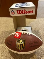 2016 Indianapolis Colts Team Autographed Football - Andrew Luck Included