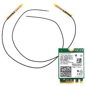 AX210 WiFi 6E 802.11ax Network Card Wireless Bluetooth Laptop Internal Antenna