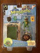 Muppet Palisades Figure Frog scout Robin New