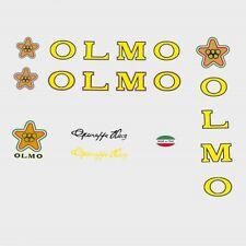 OLMO Bici Telaio Adesivi-Decalcomanie-Trasferimento n.105