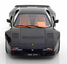 1984 FERRARI 288 GTO BLACK 1:18 SCALE BY KK SCALE 180412BK
